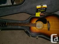 I have a Simon and Patrick songsmith acoustic guitar in