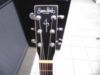 **Money Maxx** has a Simon & Patrick acoustic with