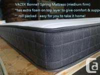 ## Brand NEW ## Bed Frame $250 Mattress $300 frame +