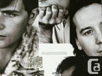 Simple Minds Once Upon A Time Vinyl LP album TRACK