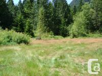 RELOCATE TO BC !! 4.99 acres in the lush Fraser Valley