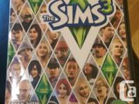 I'm selling my collection of Sims 3 games. Price as a