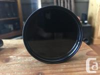Singh Ray Variable ND filter. Retails for around $500