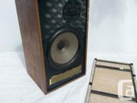 Very desirable Dynaco speaker in perfect working