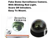 ARTIFICIAL DUMMY VIDEO CAMERA. Frighten trespassers
