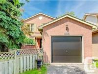 Overview Great Location In South Ajax! Close To The