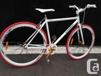 ~Very nice, single / fixed gear bike ~flip flop hub for