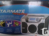 New in Box/ Sirius Starmate ST2 Satellite Radio