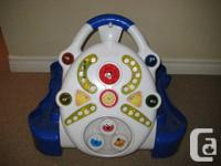 Fisher Price learning walker, very good condition.  Pet