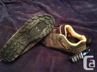 SIX SIX One Tiburon SPD Bike shoes size 9 Brand New