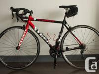 2011 Trek 2.1 Madone Size 54 / Medium Size Frame