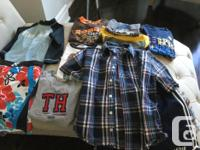 Excellent condition, quality boy's summer clothing.