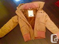 Barely used size SMALL great condition winter jacket