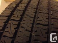 Tire size/style: 185/65 R14 86T Tires number: 4 Brand: