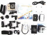 SJCAM Multi-function Wifi SJ4000 HD 1080P Waterproof