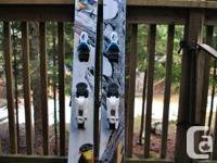 Line pandora ski 162cm, dimensions 142 / 115 / 139mm,