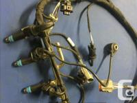 Skidoo common rail injectors and harness RKT67333*R00*