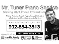 I am a Registered Piano Professional with the Piano