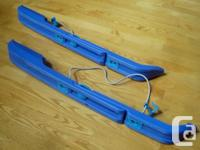 "One pair of ""BB-SKI"" skis, that easily attach &"