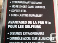 Make a difference in your game with the Titleist Pro