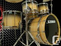 This is the Sleishman Omega Series Rock Kit, which