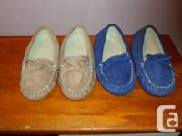 4 pairs of new slippers (never been worn) - $5 each