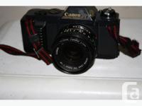 PHOTOGRAPHER KIT Included Minolta X-370 SLR 35mm film