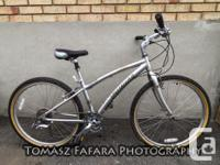 Mint 24-Speed, Aluminum Specialized Globe A1 Deluxe