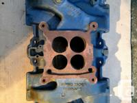 Lots of new and used SBC parts for sale. TH350: Ran