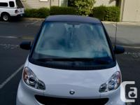 Make Smart Model Fortwo Year 2008 Colour White kms