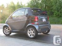 Make Smart Model Fortwo Year 2005 Colour Black /