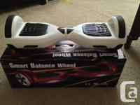 For Sale Smart Intelligent Electric Scooter-$ 375 obo