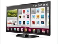 "LG 5700 SERIES 32"" SMART WIFI 1080P 120HZ LED TV WITH"