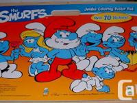 ******* Smurf Jumbo Pad ******* -. This whole lot