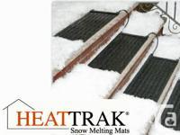 Three HeatTrak (HR10-30) 120v 10-Inch by 30-Inch
