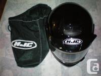 Snowmobile helmets: Small SHC - 200 DOT (non-heated