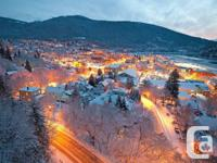 Snow Removal Route for Sale in Nelson BC 30+ Daily