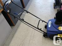 SnowJoe Ultra Model # SJ620 Electric Snow Thrower