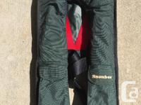 Snowbee 190N Automatic Inflatable Life Jacket with bag