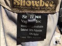 Chest waders - used one time. One pair in size 7 and