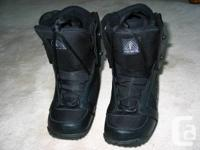 FIREFLY KID'S SNOWBOARDING BOOTS  Excellent condition