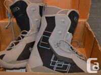 Size 8 women's Kalitan snowboard boots - Perfect