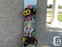 Snowboard Type: Ride Machete 2012 Size: 160 cm Drake