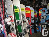 Used, Snowboard Package Deal...Board, Bindings, Boots...ONLY for sale  British Columbia