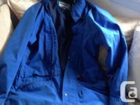 Variety of jackets and pants- snowboarding, skiing,