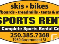 2 New Snowboards for sale at SPORTS RENT - VICTORIA.