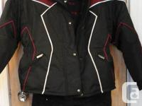 Snowmobile Suit / Costume / Habit de motoneige ou VTT