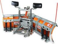 New Arctic Snow Plows available. -V-plows and also