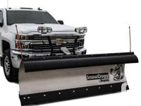 PRE SEASON SALE SAVE $1000'S All plows are stainless