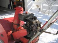 Hi I have an old snowshark blower for sale. Why shovel